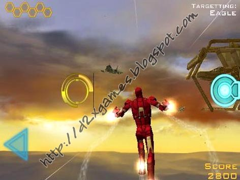 Free Download Games - Iron Man