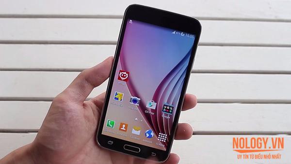 Điện thoại Samsung Galaxy S5 Au.