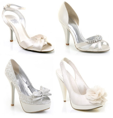 Top women bridal shoes and designer wedding shoes