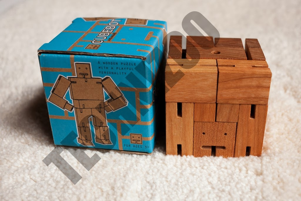 Cubebot Puzzle Great Christmas Gift For Kids And Adults Technzoo