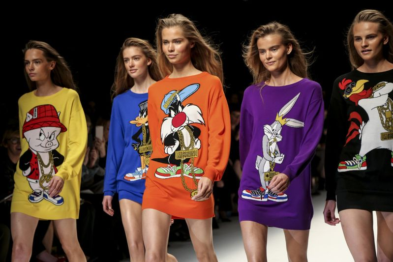 Moschino Looney Tunes, czyli Zwariowane Melodie