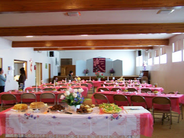 Ladies Fellowship Tea