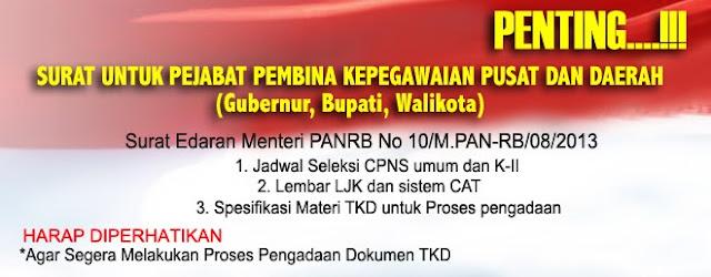 2013] Hasil ATT Tenaga Honorer K1 Kemenag 2013 Jadwal Pelaksanaan Tes