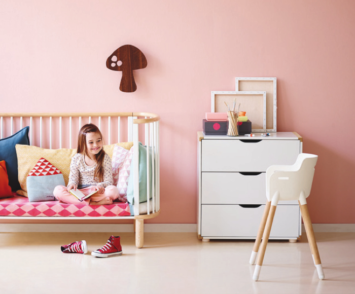 flexa junior bed - Danish furniture for kids