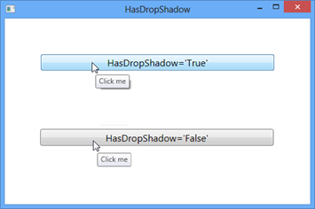 HasDropShadow Property of ToolTip