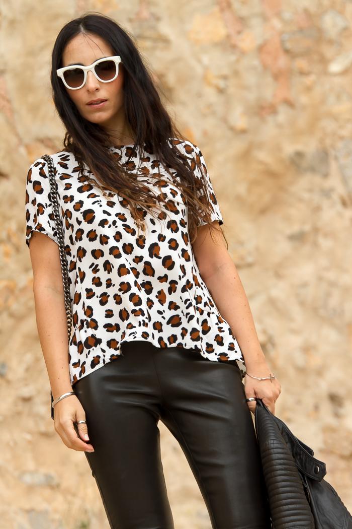 Blogger de moda de Valencia estilo chic