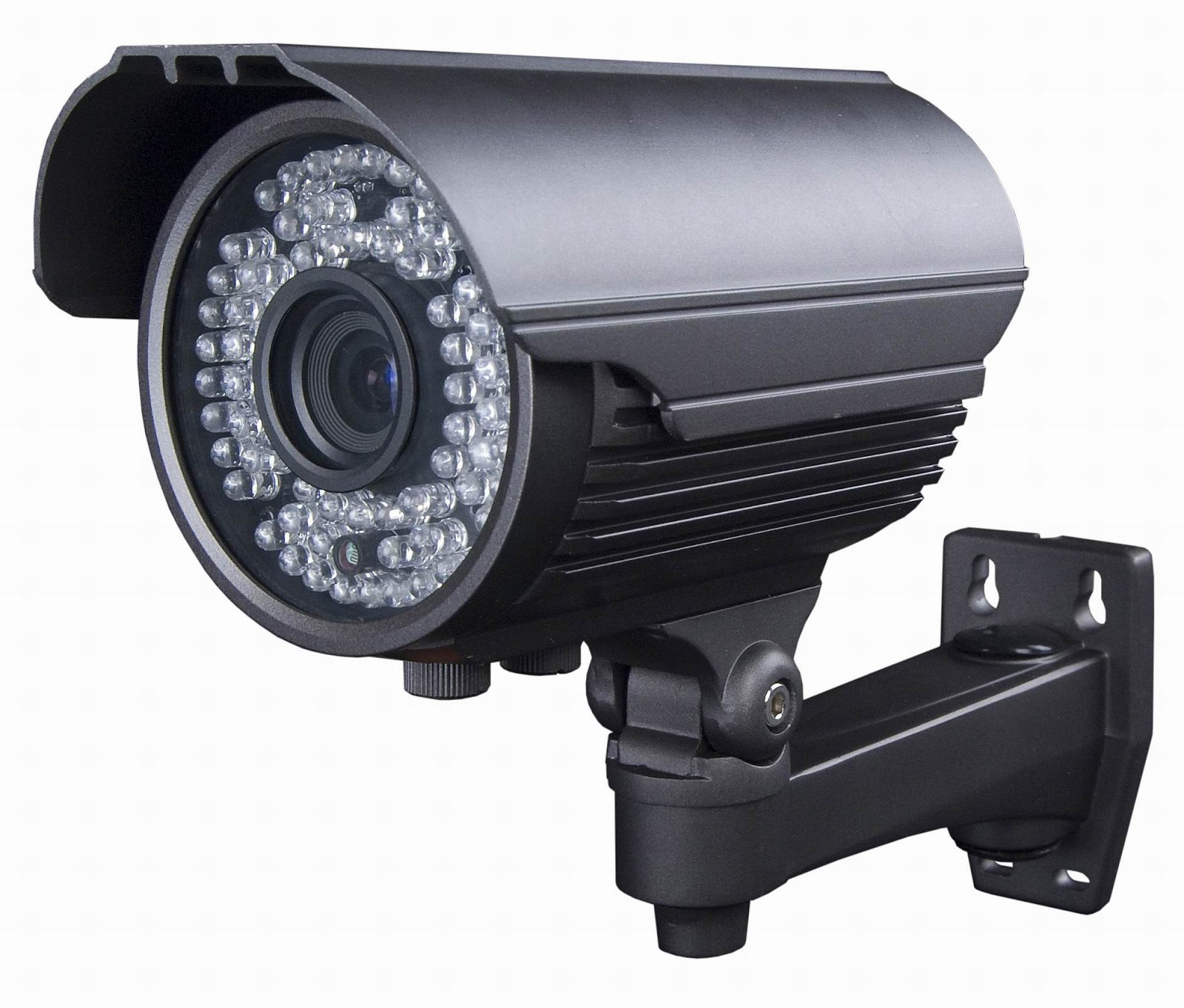 Outdoor battery security camera