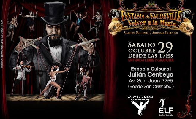 Festival de Vodevil Variete y Arrabal