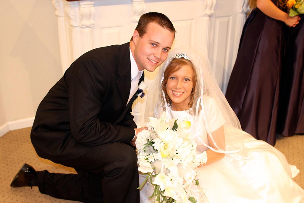Michelle Duggar Mother of the Bride Dress
