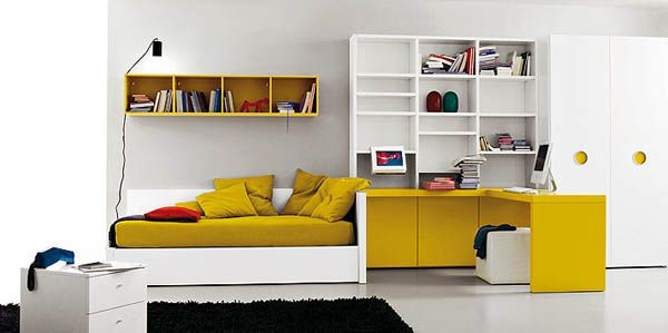 Home interior design ideas for the bedroom of teenage - Room design for teenage girl ...