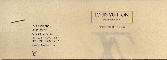 Louis Vuitton Stiftstrasse 2 Stuttgart Germany 70173