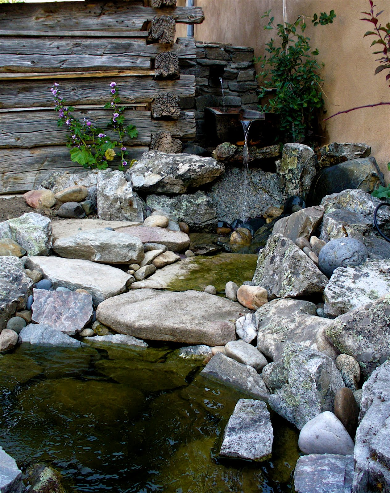 Alt Build Blog Stone Water Features