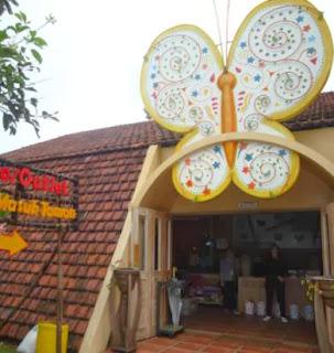 Kangen Taman Kupu Kupu Bandung