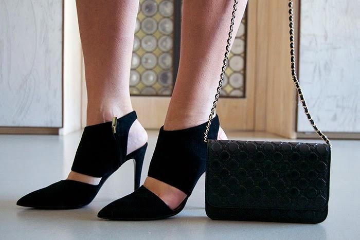 scarpe violavinca