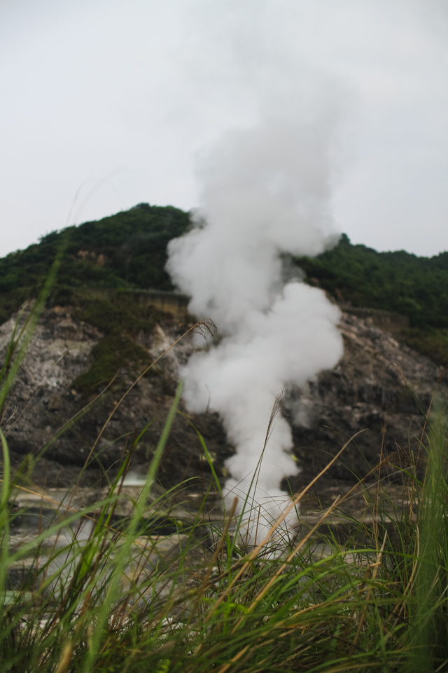 Beitou geothermal vent