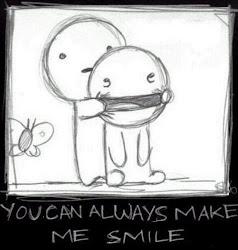 te enseño sonrisas ....