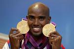 [Mo Farah *2-Gold'']