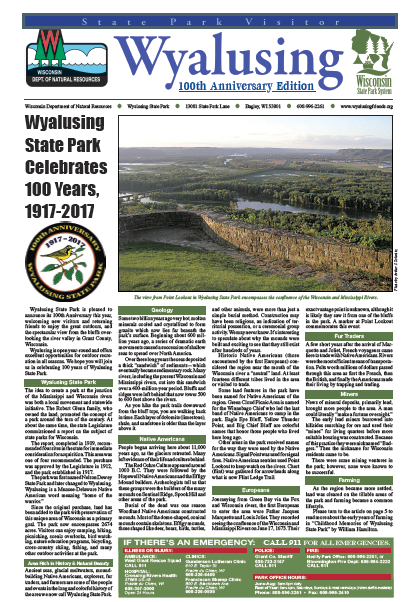 Special Edition - Wyalusing Newspaper