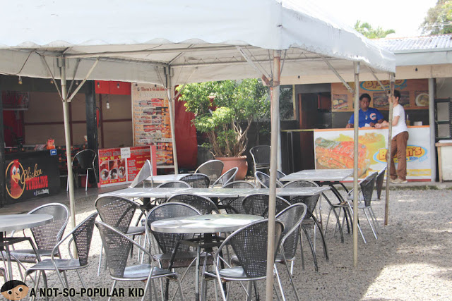 Food Park, 21st Street, Bacolod