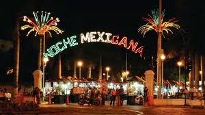 qué hacer en una noche mexicana