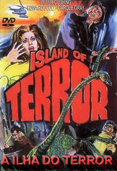 A Ilha do Terror - DVDRip Legendado