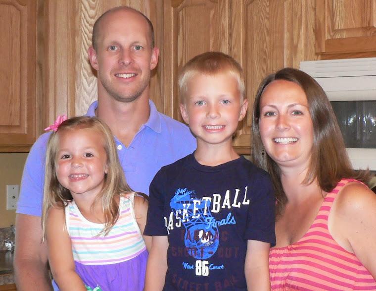 The Blaudow Family