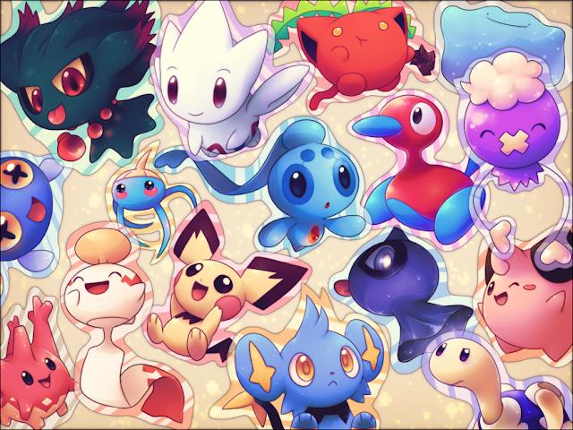 Pokemon Kawaii Wallpaper