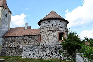 Sukosd Bethlen Castle -  South Eastern Bastion