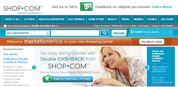 Get Cash Back at All Your Favorite Stores