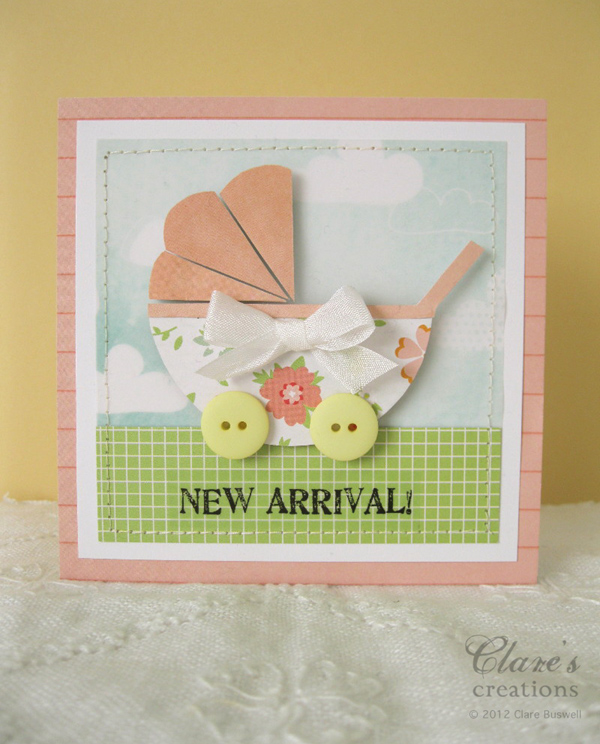 Clare's creations: Cardmaking & Papercraft Mag (UK) Issue 104