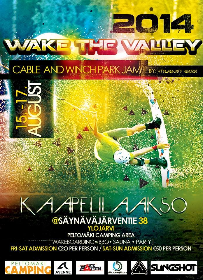 Wake The Valley 15.-17.8.