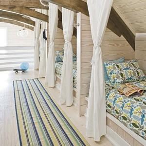 lit dans une alcove - Lits Alcove