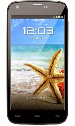 Harga Advan GAIA Smartphone Android Tipis Murah