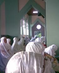 Bacaan bilal Tarawih dan Doa Tarawih arab dan latin