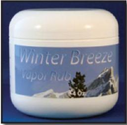 Winter Breeze Vapor Rub from BEEYOUTIFUL