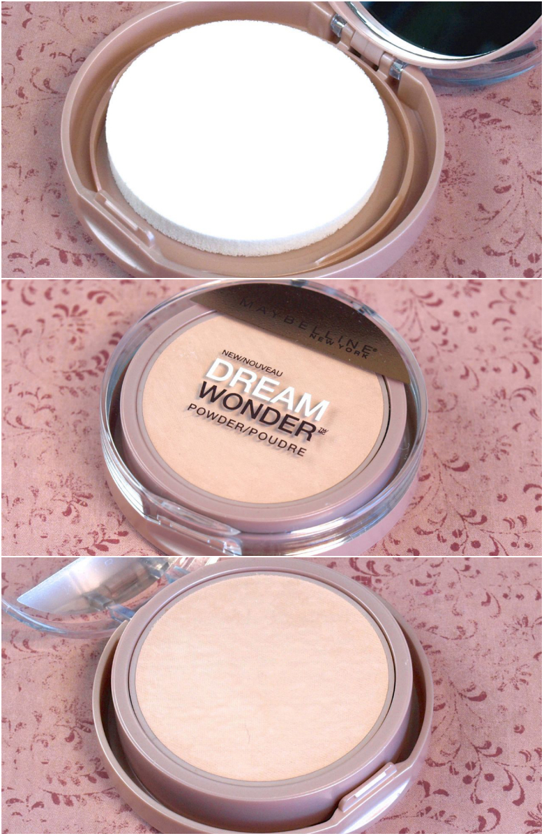 "Maybelline Dream Wonder Powder in ""20 Classic Ivory"": Review and Swatches"
