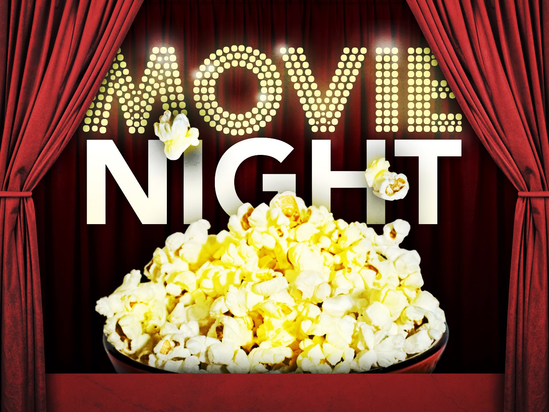 Youth group movie night