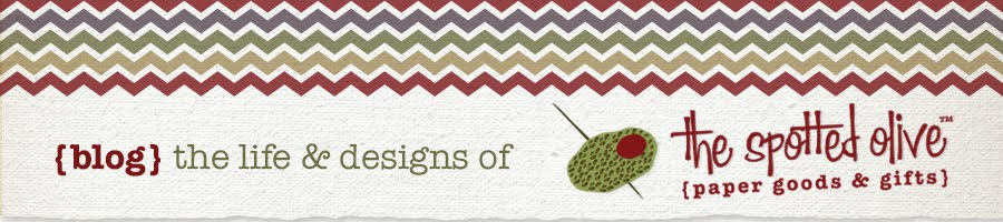 the life and designs of the spotted olive™
