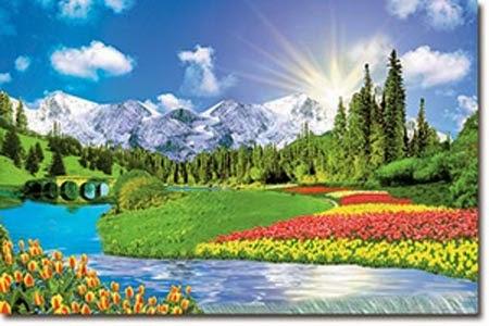 Dünya mü'minin zindanı, kâfirin cennetidir