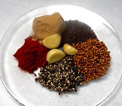 pastrami spice rub