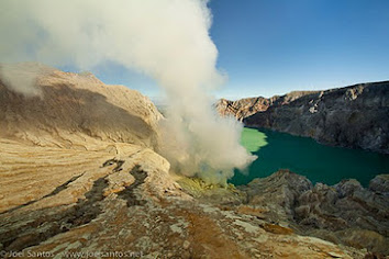 Ijen  on The Day