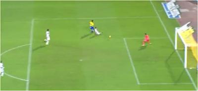 2-0 gol Araujo UD Las Palmas Real Sociedad