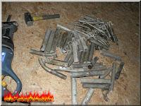 cutting aluminum tubes