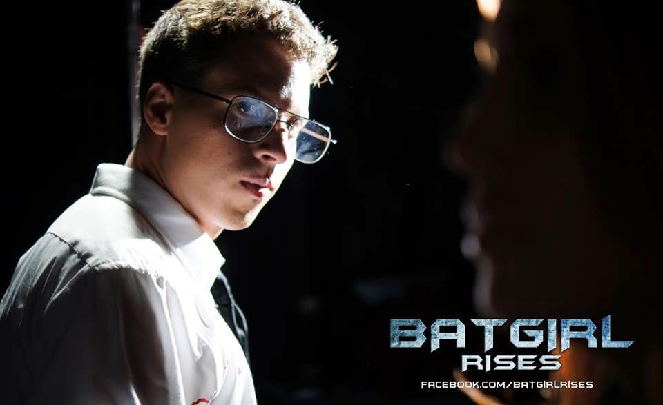 Batgirl Rises James Gordon