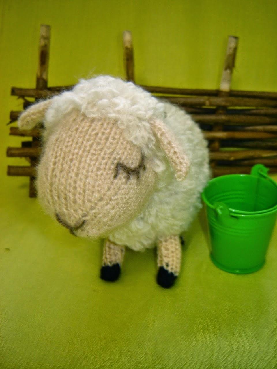 СП по вязанию овечки