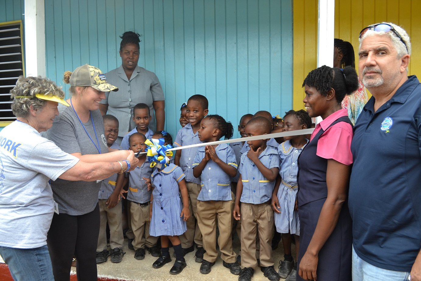 FOOD FOR THE POOR JAMAICA: 2015