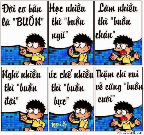 Hình ảnh hài hước trên Facebook