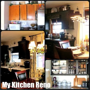 My Kitchen Reno