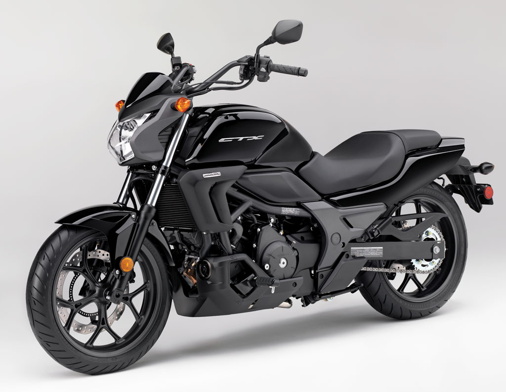 2014 Honda CTX700 and CTX700N Revealed, the First in a New Series ...