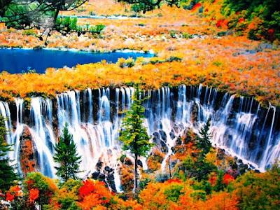 Gambar Pemandangan Alam Air Terjun Tercantik Di Dunia 2500